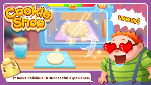 🍪🍪Cookie Shop screenshot 11