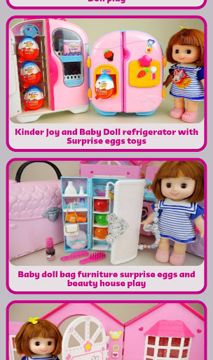 Baby Doll and Toys Video screenshot 5