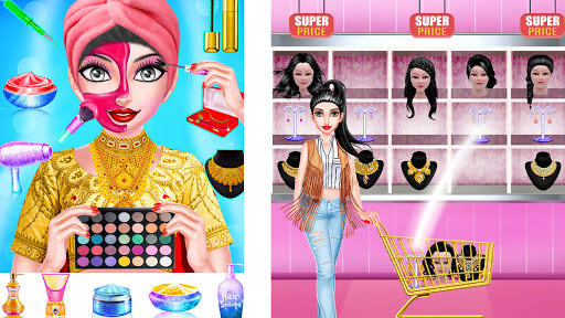 Superstar Fashion Stylist Dress up screenshot 18