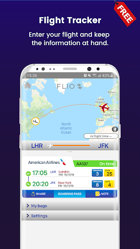 FLIO - Your personal travel assistant screenshot 1