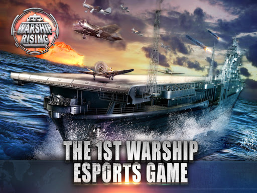 Warship Rising - 10 vs 10 Real-Time Esport Battle screenshot 13