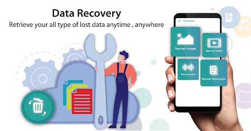 Photo Recovery-Deleted Data recovery-Restore Files screenshot 1