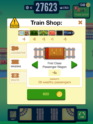 Gold Train FRVR screenshot 15