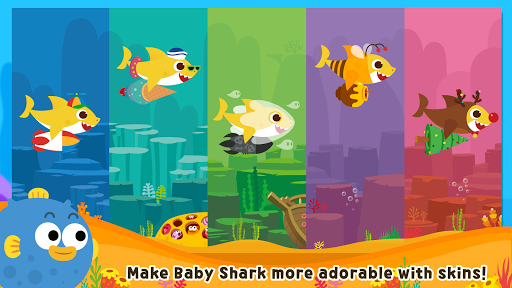 Baby Shark FLY screenshot 6