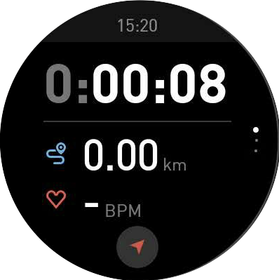 TicExercise for Wear OS screenshot 2