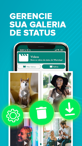 Save status for WhatsApp, download status screenshot 8