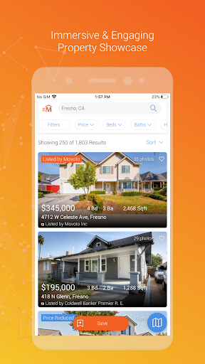 Real Estate by Movoto screenshot 1