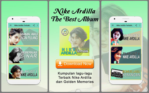 Nike Ardilla The Best Album screenshot 1