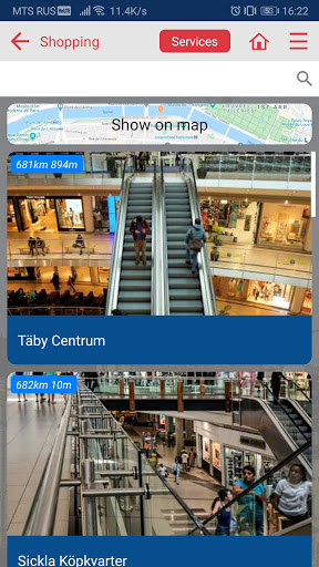 Stockholm city guide screenshot 6