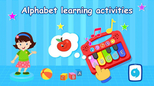 Toddlers Learning Baby Games screenshot 2