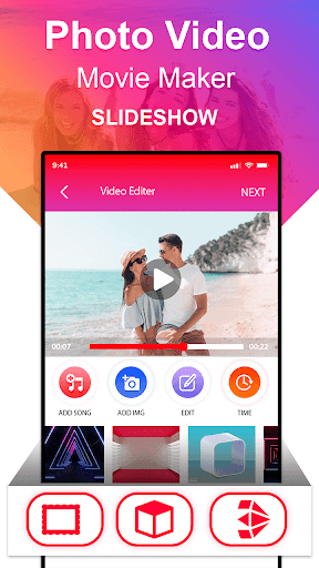 Photo Video Maker with Song screenshot 7