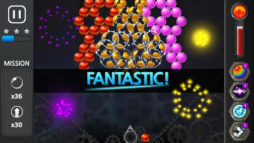Bubble Shooter Mission screenshot 5
