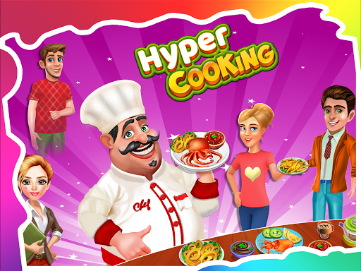 Hyper Cooking screenshot 1
