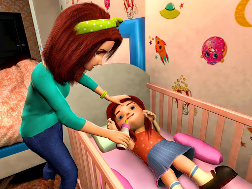 Virtual Mother Game screenshot 11