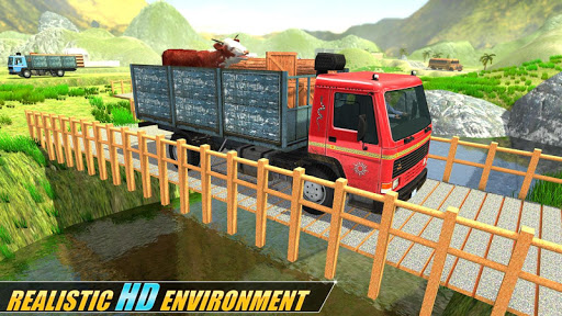 Indian Real Cargo Truck Driver -New Truck Games 21 screenshot 10