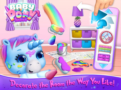 Baby Pony Sisters screenshot 14