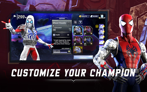 MARVEL Realm of Champions screenshot 2