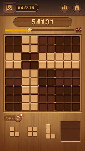 Wood Block Sudoku Game -Classic Free Brain Puzzle screenshot 11