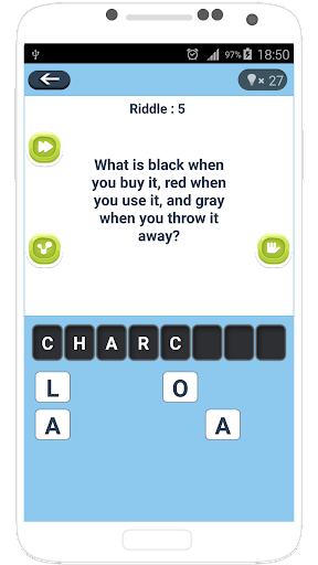 Brain riddles and answers screenshot 12