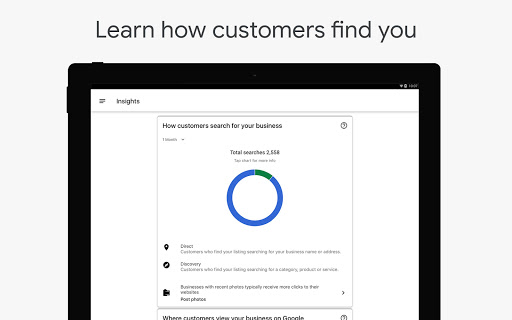Google My Business screenshot 10