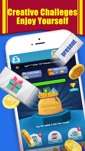 Coin Digger -Awesome game screenshot 4