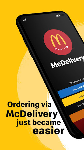 McDelivery PH screenshot 1