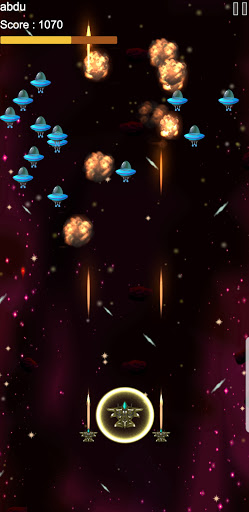 Wings Space Shooter screenshot 2