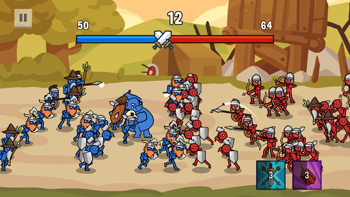 Stick Wars 2 screenshot 1