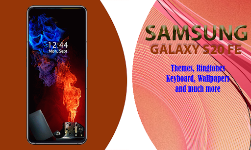 Samsung Galaxy S20 FE Themes and Launcher 2021 screenshot 1