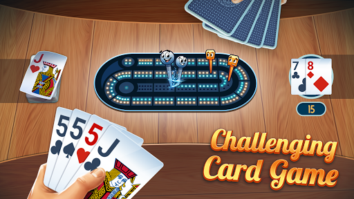 Ultimate Cribbage screenshot 1