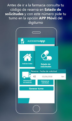 Audifarma screenshot 4