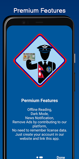 Nepal License All in One (Get Driving License Now) screenshot 1