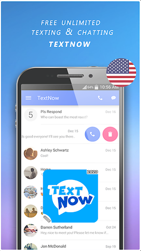 Free TextNow screenshot 2