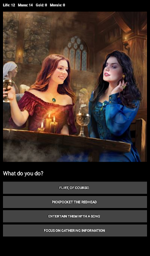 D&D Style Medieval Fantasy RPG (Choices Game) screenshot 18