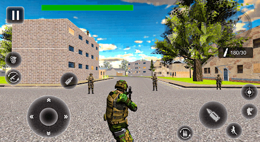 Bullet Field screenshot 1
