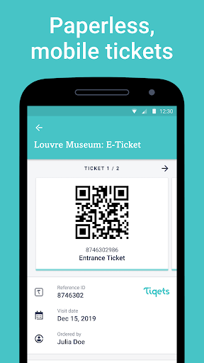Tiqets - Museums & Attractions screenshot 2