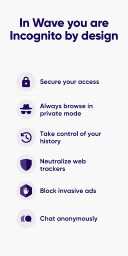 Wave - Your Privacy App screenshot 5