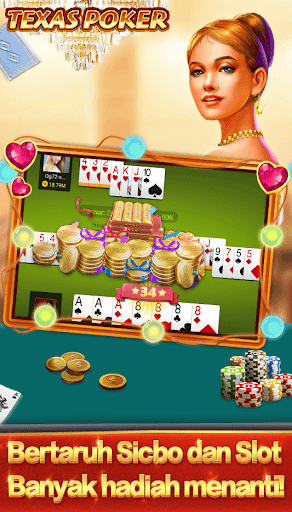 Mega win texas poker go screenshot 4