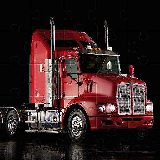 Puzzle Kenworth Trailers Truck Games Free 🧩🚚🧩🚛 screenshot 2