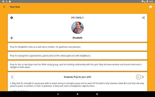 PrayerMate screenshot 5