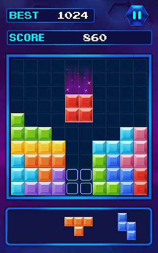 Block Puzzle Brick 1010 Free screenshot 2