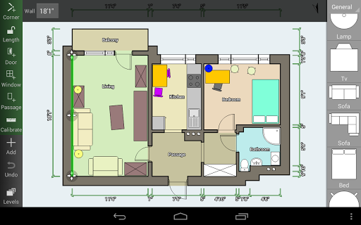 Floor Plan Creator screenshot 9