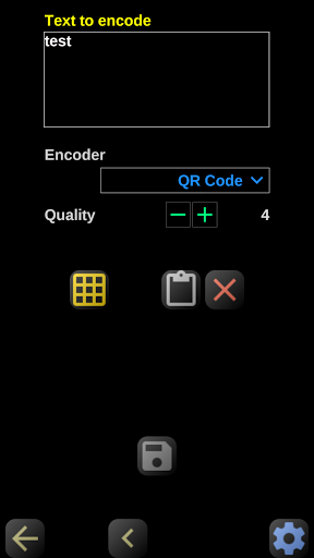 1D/2D Code Scanner screenshot 3