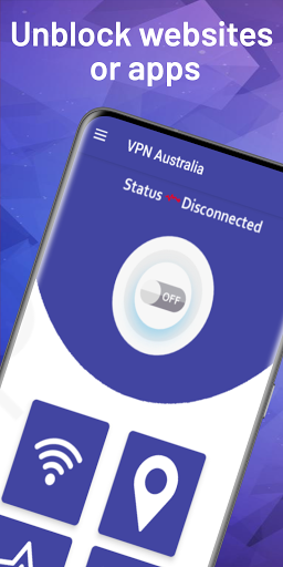 VPN Australia - get free Australia IP ‏⭐🇦🇺‏ screenshot 6