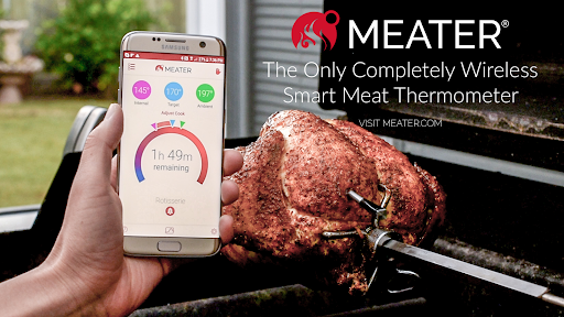 MEATER® Smart Meat Thermometer captura de tela 4