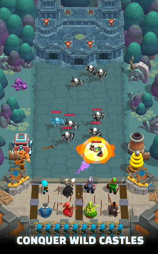 Wild Castle TD screenshot 6