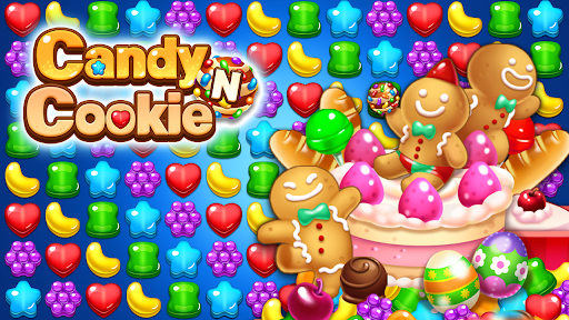 Candy N Cookie : Match3 Puzzle screenshot 24