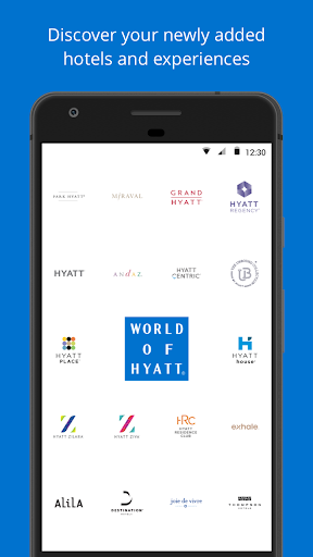 World of Hyatt screenshot 8