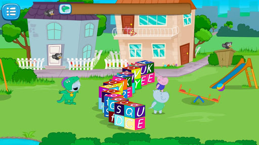 Games about knights for kids screenshot 3