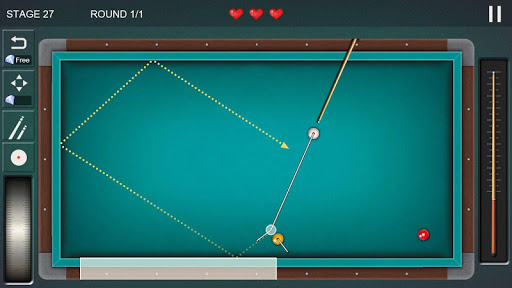 Pro Billiards 3balls 4balls screenshot 8